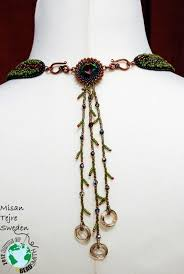 bead necklace clasp images 80 best beadwork toggles and clasps images jpg