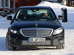 goes back to using ornaments on c class facelift