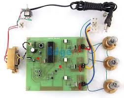 phase solid state relay project kit