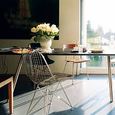 eames wire side table eames wire chair
