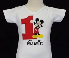 mickey mouse birthday shirt boys birthday shirts boys birthday onesies boys 1st birthday