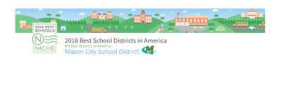 Mason Ohio Map by Home Mason City Schools
