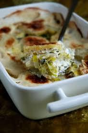 cuisine raclette recette originale recette gratin de poireaux au fromage à raclette richesmonts 750g