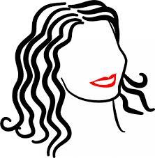 female portrait sketch free stock photo public domain pictures