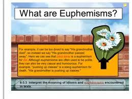 euphemisms teachertube