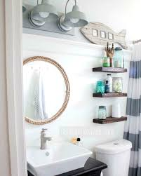 nautical bathroom ideas small nautical bathroom makeover with tons of diy ideas