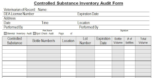 Controlled Substance Log Sheet Template Controlled Subtance Basics