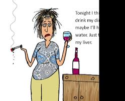 funny beer cartoon staying on the funny side of beer women dream