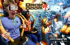 Fiesta Of Five Flags Six Flags Fiesta Texas To Add Virtual Reality To Scream Tower Ride