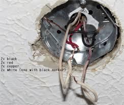 Rewire Light Fixture Help Rewiring Light Fixture Electrical Diy Chatroom Home