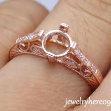 antique gold engagement rings antique gold engagement rings 3 ring diamantbilds