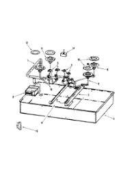 Jenn Air Gas Cooktop Troubleshooting Parts For Jenn Air Jgd8430adb Cooktop Appliancepartspros Com
