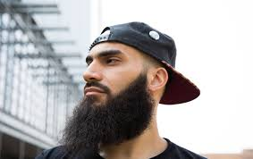 beard star civil justus on how black men can grow healthy beards
