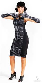 curiosity rover dresses and dna leggings by shenova