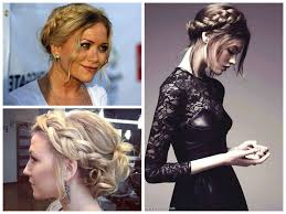 photo plaiting hairstyle for round faces 20 most beautiful styles
