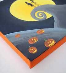 halloween paintings ideas running with scissors september 2010