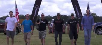 the right stuff outdoor reality tv series featuring 6 military