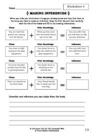 unit lemonade war jacqueline davies study worksheets