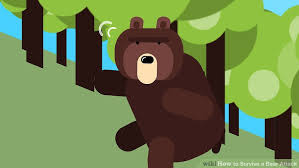 Are Bears Color Blind How To Survive A Bear Attack 11 Steps With Pictures Wikihow