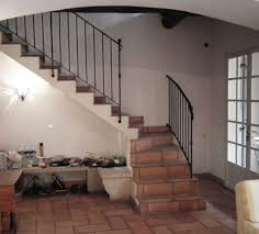 Railing Banister Homes Staircase Design For Bungalow Designs Railing Your Home