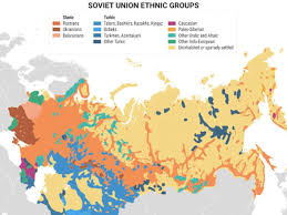 russia map after division 10 maps that explain russia s strategy business insider