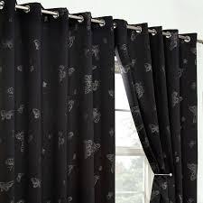 Blackout Curtains Black Thermal Blackout Curtains Abundantlifestyle Club