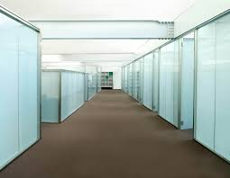 Partition Wall by Glass Partition Walls By Cubicles Com