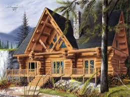 cool log houses christmas ideas the latest architectural digest