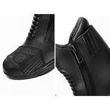 short motorbike boots agrius echo motorcycle boots 43 black uk 9 amazon co uk sports