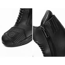 motorbike ankle boots agrius echo motorcycle boots 43 black uk 9 amazon co uk sports