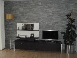 steinwand im wohnzimmer bilder beautiful steinwand wohnzimmer schwarz contemporary barsetka