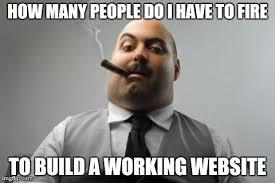Meme Website - a classic imgflip