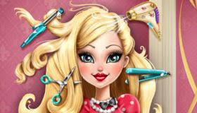 jeux de fille en ligne cuisine jeu la coupe de cheveux d apple white gratuit jeux 2 filles