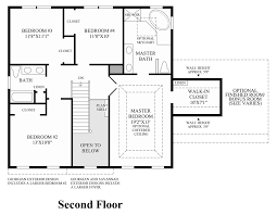 Georgian Floor Plan by Hamlet Meadows The Westport Home Design