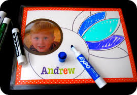 toddler approved project thanksgiving photo placemat
