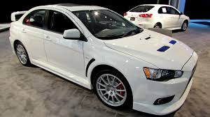 lancer mitsubishi 2014 mitsubishi lancer evolution gsr exterior and interior