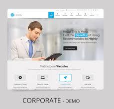hoxa responsive multipurpose html5 template by gsrthemes9