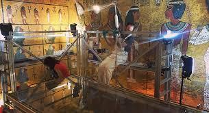 chambre secr鑼e des archéologues italiens en quête de la chambre secrète de la