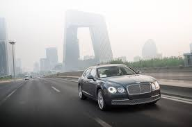 bentley silver wings 2014 bentley flying spur first drive automobile magazine