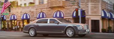 bentley mulsanne blacked out the bentley mulsanne extended wheelbase bentley motors