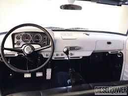dodge truck dash 1965 icon dodge d200 diesel power magazine