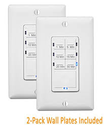 panasonic fan delay timer switch in wall timer switch enerlites fan switch timer countdown timer