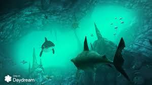 Hungry Shark Map Ubisoft Brings Hungry Shark Vr To Google U0027s Daydream