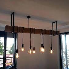 luminaire cuisine suspendu luminaire cuisine suspension cheap barre led cuisine charmant