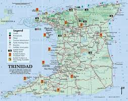 where is and tobago located on the world map best 25 map of tobago ideas on tobago map cruise to