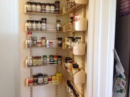Spice Rack Door Mounted Pantry The 25 Best Door Mounted Spice Rack Ideas On Pinterest Diy