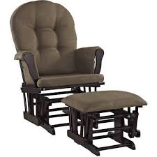 nursery chair and ottoman rocker glider chair ottoman set microfiber baby nursery furniture