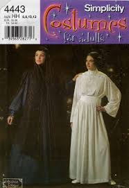 Simplicity Halloween Costumes Rare Simplicity 4443 Star Wars Princess Leia Amidala Costume