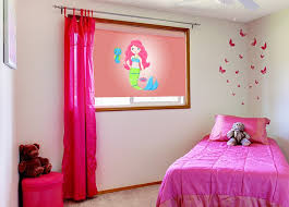 Graphic Shades  Picture Window Shades Budget Blinds - Kids bedroom blinds