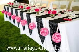deco mariage original decoration de mariage originale